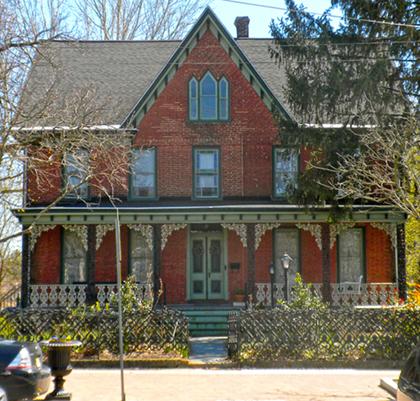 John C. Rulon House