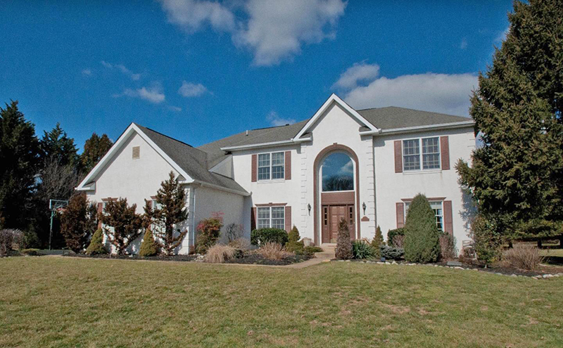 Home in Reserve at Chadds Ford