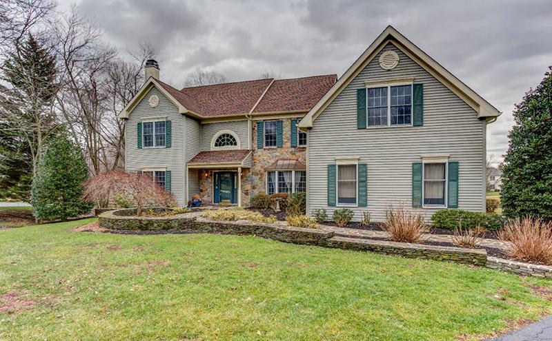 Home in Whitford Ridge