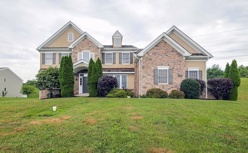 Home in Estates at Broad Run