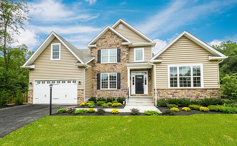 Home in Estates at Sandy Run