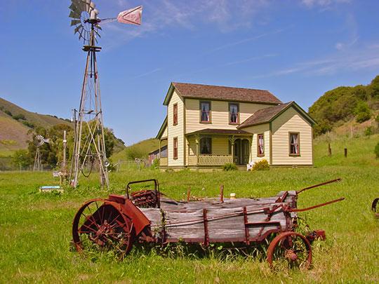 San Luis Obispo County Photo