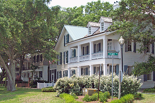 Southport_Historic_District Photo