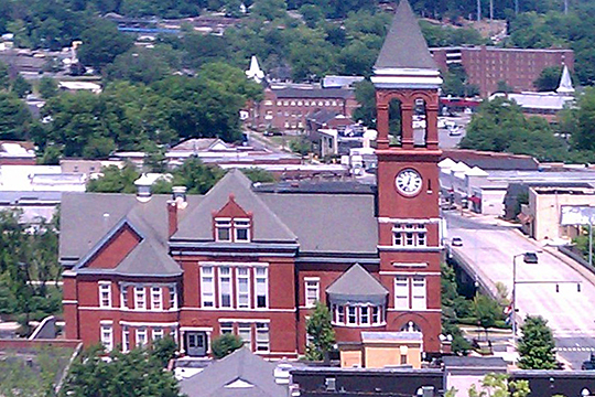 Floyd County Photo