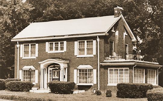 Norwood_Boulevard_Historic_District Photo