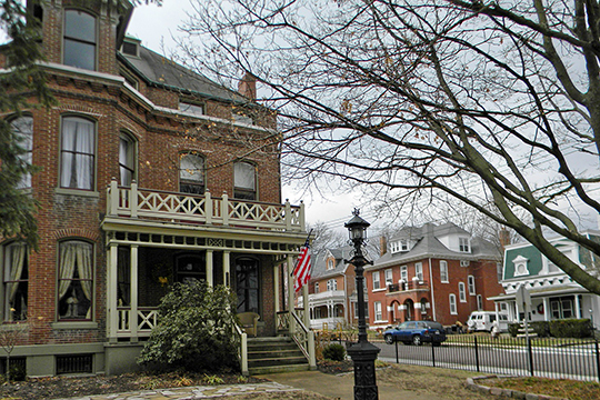 Stafford-Olive_Historic_District Photo