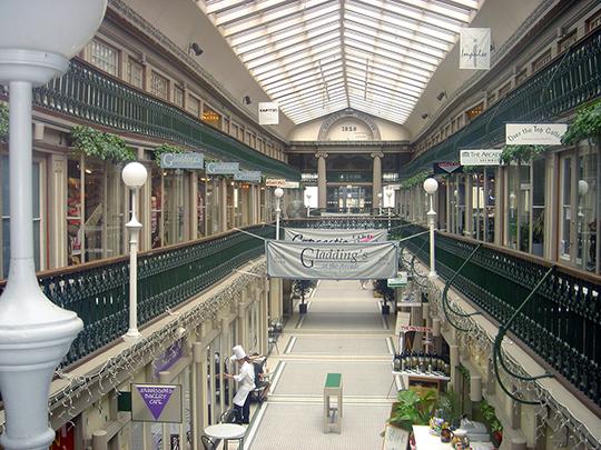 Westminster_Arcade Photo