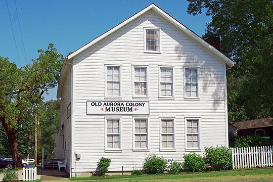 Aurora_Colony_Historic_District Photo