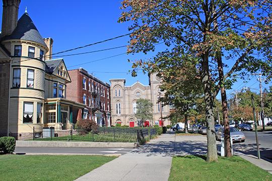 Dwight_Street_Historic_District Photo