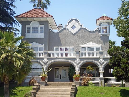 Alvarado_Terrace_Historic_District Photo