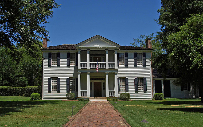 Edgewood, also known as the Thomas House
