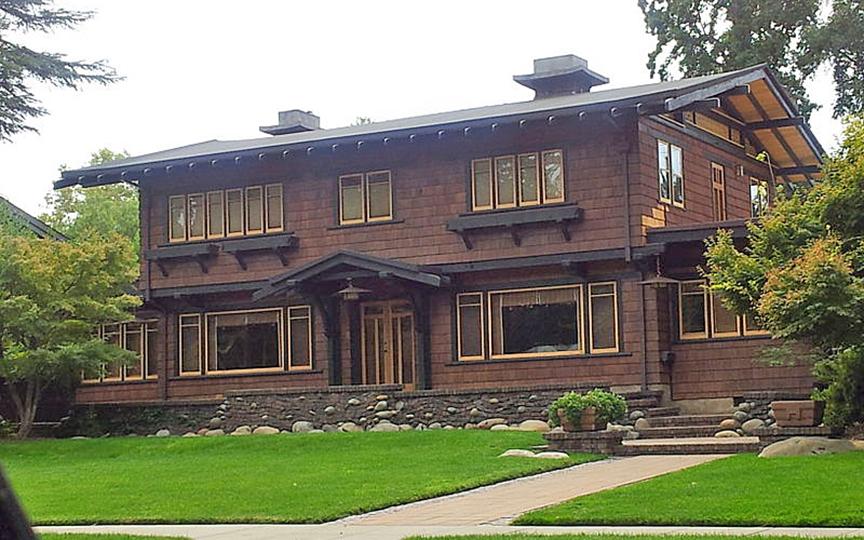 Home at 3200 H Street, Sacramento