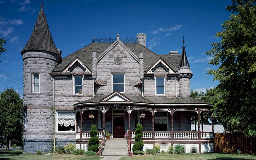 Drew W. Standrod House