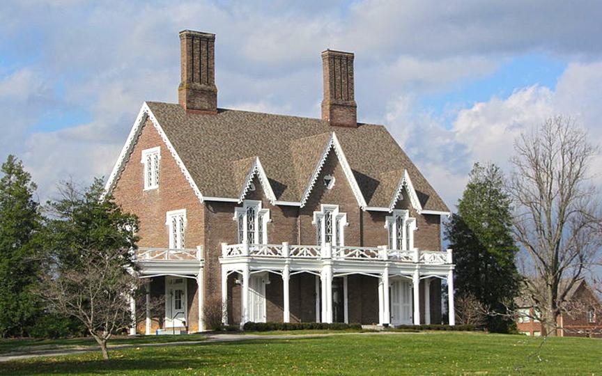Gothic Villa