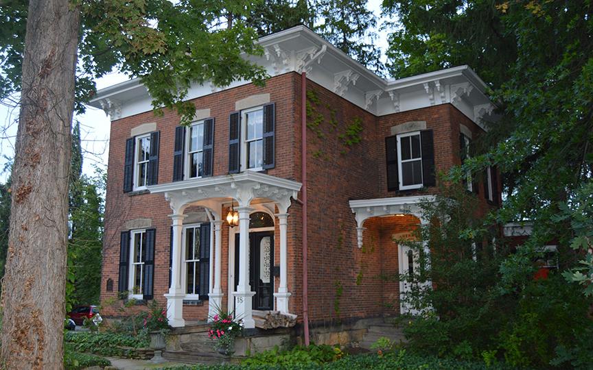Joseph Stoneman House