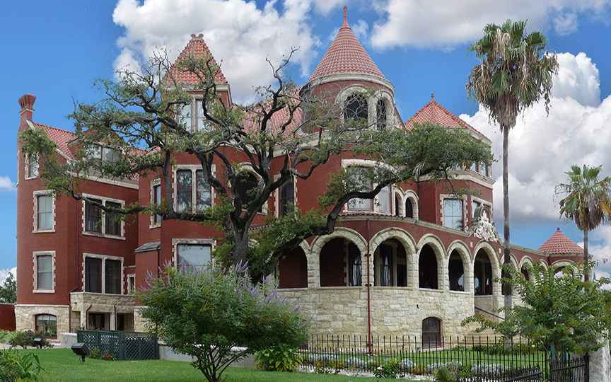 Willis Moody Mansion