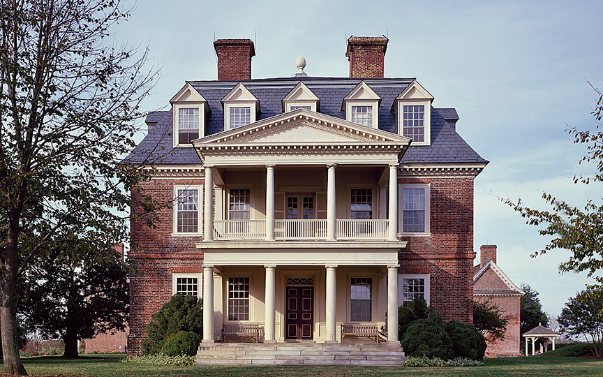 Shirley Plantation Manor Home