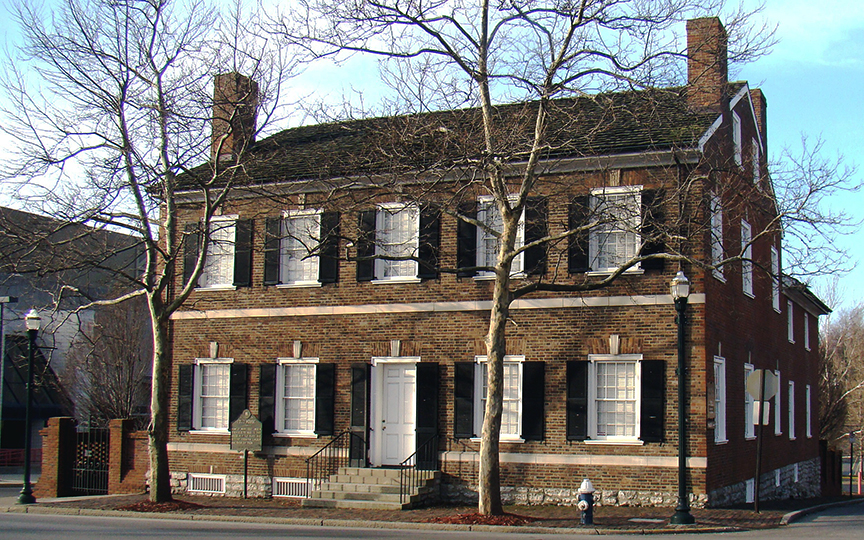 Mary Todd Lincoln Childhood Home