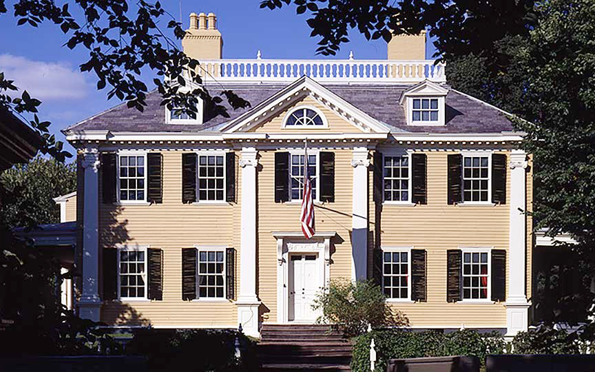 Vassall-Craigie-Longfellow House