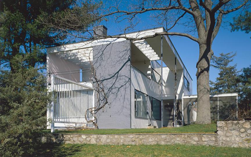 Gropius House,HABS