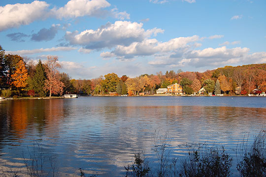 Greenwood Lake Village Photo