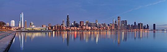Chicago City Photo
