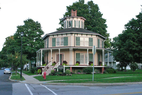 Akron Village Photo
