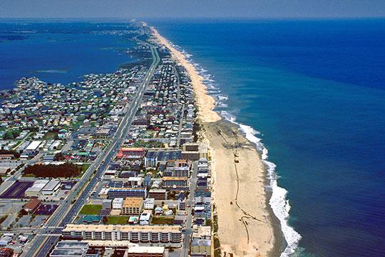 Town of Ocean City Photo