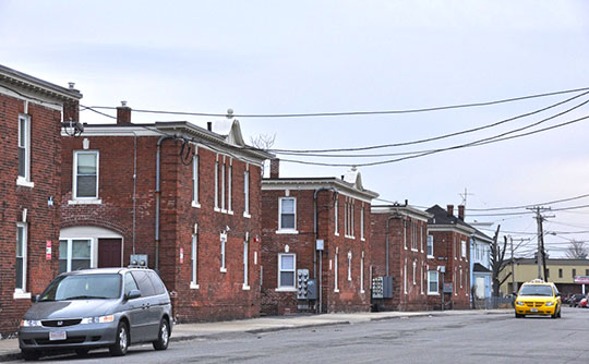 Lawrence City Photo