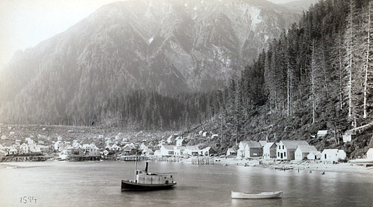 Juneau City Photo