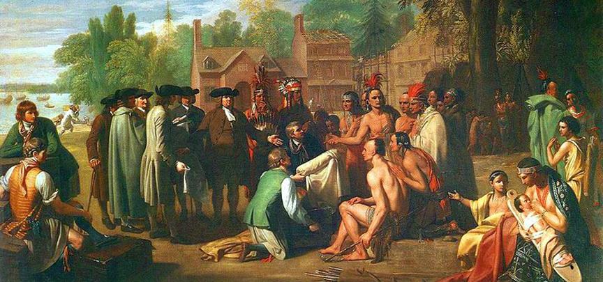 penns treaty