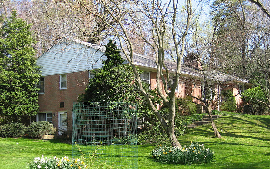 The Rachel Carson House