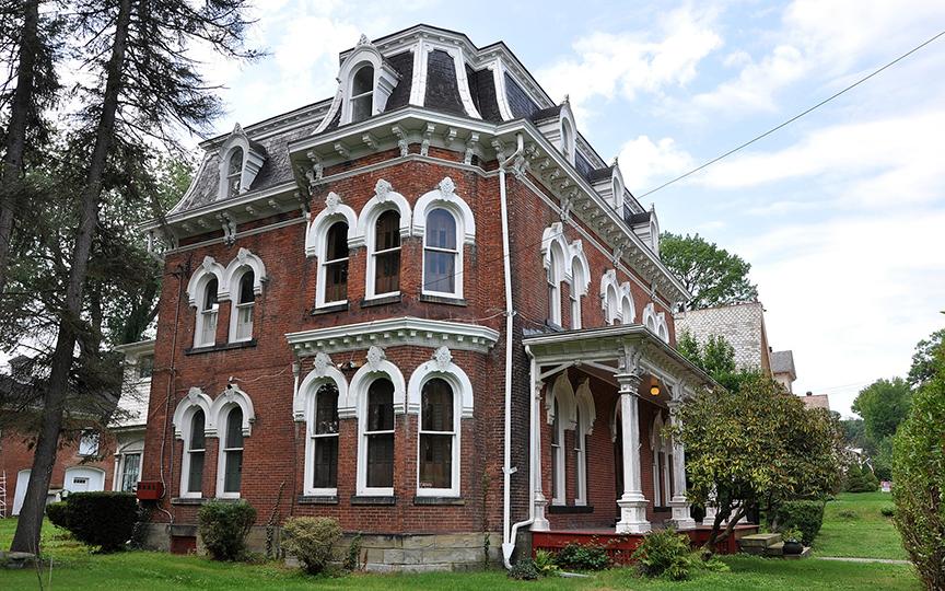 Samuel F. Dale House