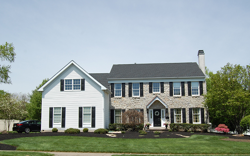 Home on Burgundy Place, Afton Chase